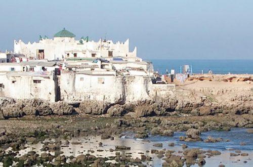 Mausolee de Sidi Abderrahmane- office tourisme maroc - office tourisme casablanca - sejour casablanca - voyages casablanca - visiter casablanca - casablanca